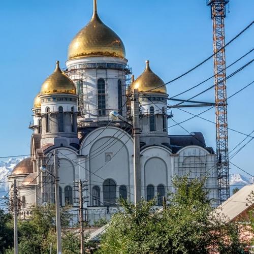 Покровско-Всехсвятский приход, г. Алматы