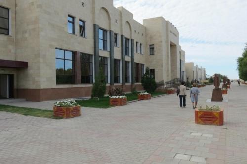 Центр Ремеслиннеков в г.Туркестан