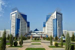 Атлетическая деревня на 5000 мест, г. Алматы