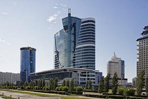 БЦ Москва, г.Астана