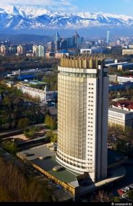Гостиница Казахстан, г. Алматы