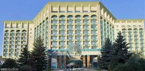 Гостиница RAHAT PALACE, г. Алматы