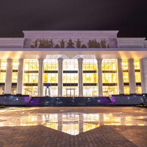 Драматический театр, г.Талдыкорган